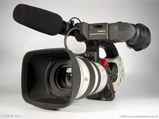 Canon Xl1s Инструкция Скачать